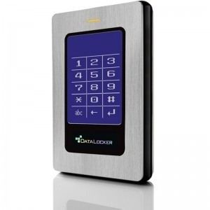 Hard disk extern DataLocker DL3 1TB PIN-Protected & 256-bit AES Encrypted HDD