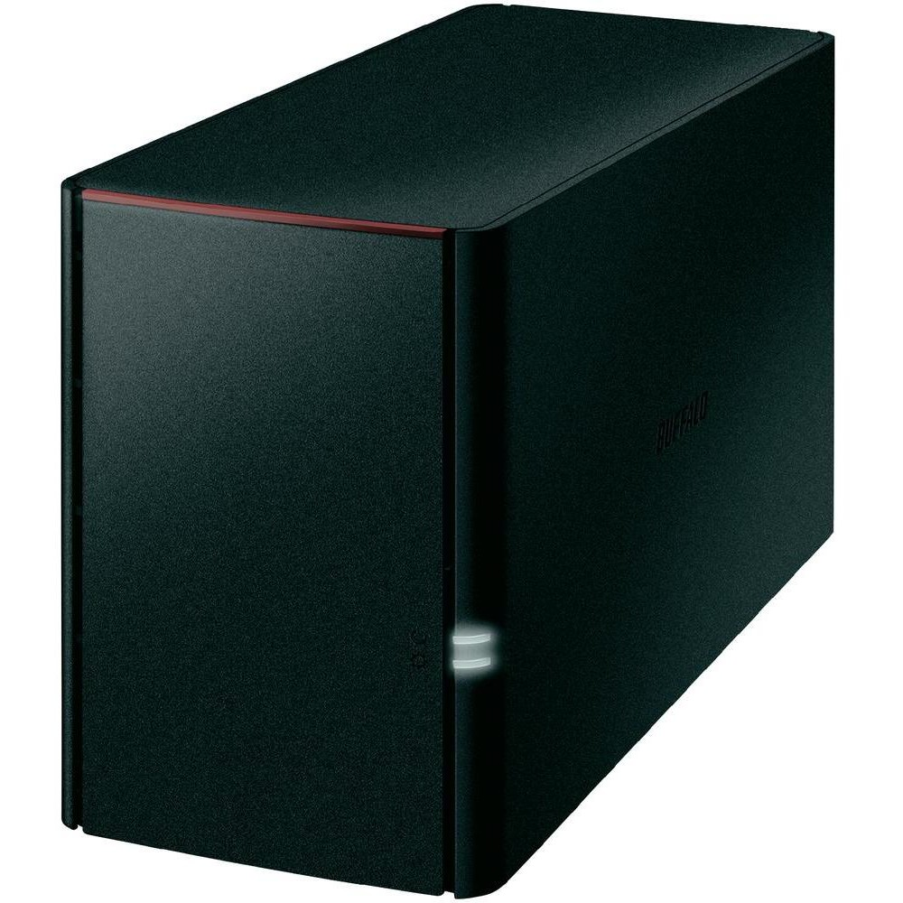 NAS Linkstation 220 , 2 x HDD, maxim 2 TB