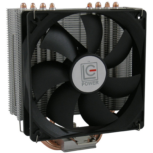 CPC 775/1156 LC-Power Cosmo Cool CC120 thumbnail