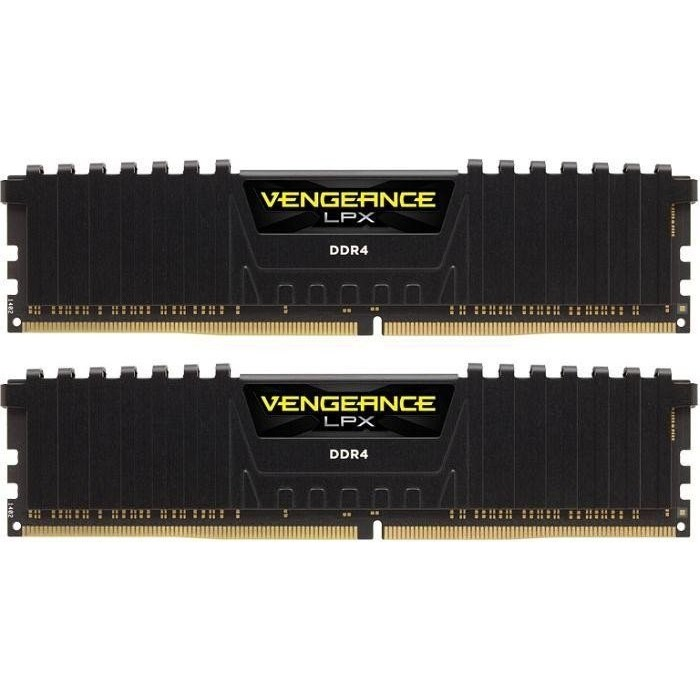 Memorie Vengeance LPX, DDR4, 16GB, 3000 MHz, CL15, kit thumbnail
