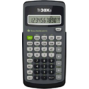 Calculator de birou Texas Instruments TI-30XA, 10 cifre, stiintific