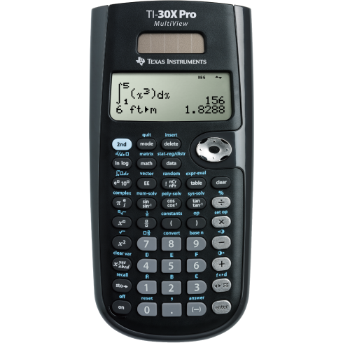 Calculator de birou TI-30X PRO, 16 cifre, stiintific thumbnail