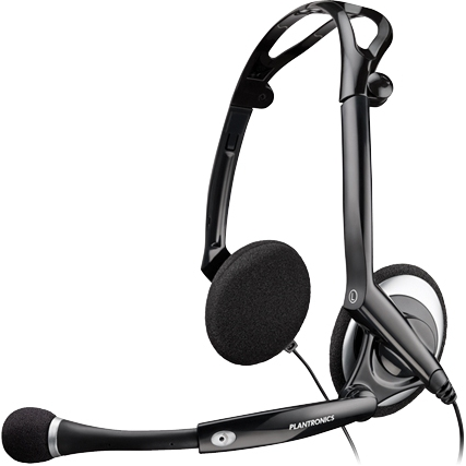 AUDIO 400 DSP STEREO HEADSET