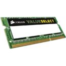 Corsair Memorie RAM Value Select, SODIMM, DDR3, 8GB, 1333 MHz, C9, 1.35V, unbuffered