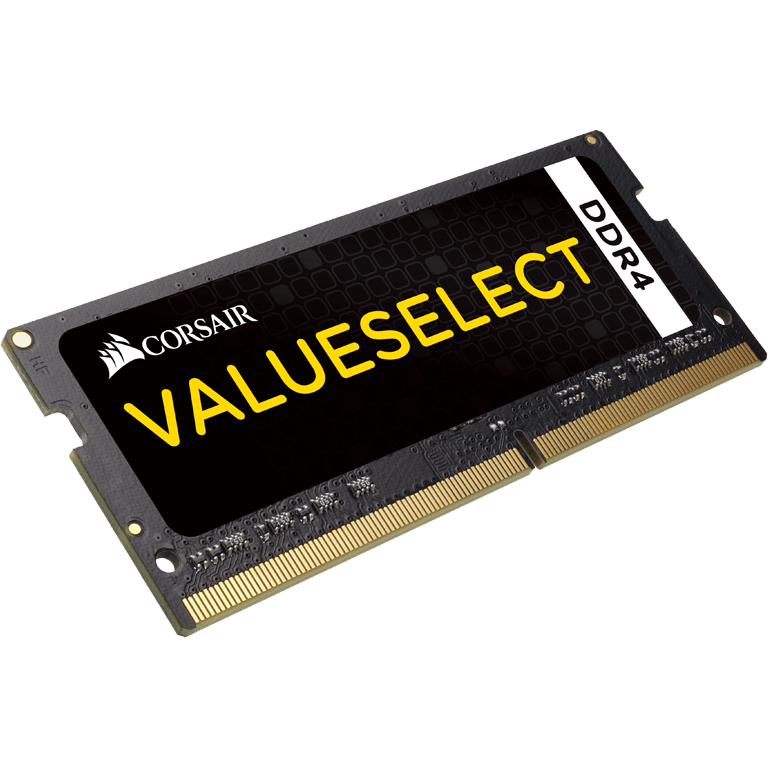 Memorie laptop Memorie RAM Value Select, SODIMM, DDR4, 8GB, 2133 MHz, CL15, 1.2V