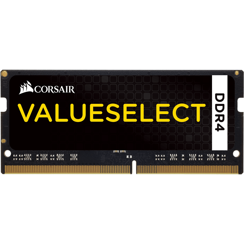 Memorie laptop Memorie RAM Value Select, SODIMM, DDR4, 4GB, 2133 MHz, CL15, 1.2V