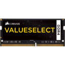 Corsair Memorie RAM Value Select, SODIMM, DDR4, 4GB, 2133 MHz, CL15, 1.2V
