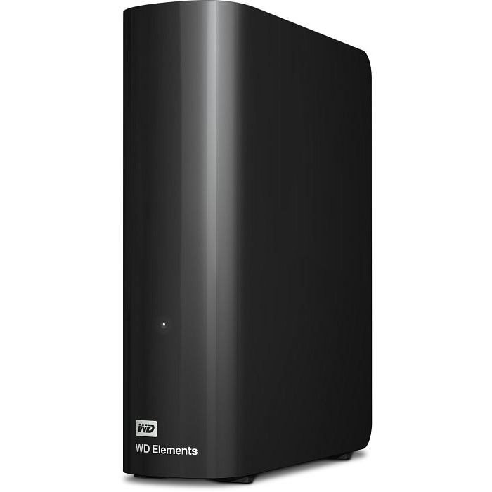 Hard disk extern Elements , 2TB, 3.5 inch, USB 3.0, negru