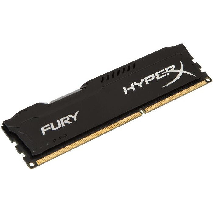 Memorie HyperX Fury, DDR3, 4 GB, 1600 MHz, CL10