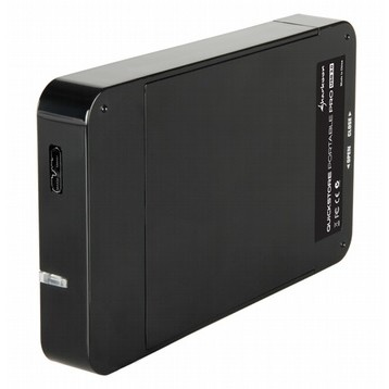 HDD Rack PORTABLE PRO BLACK 2.5Inch