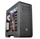 Carcasa Thermaltake Core V51, Middle tower, neagra, fara sursa
