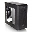 Carcasa Thermaltake Core V31, Middle tower, neagra, fara sursa