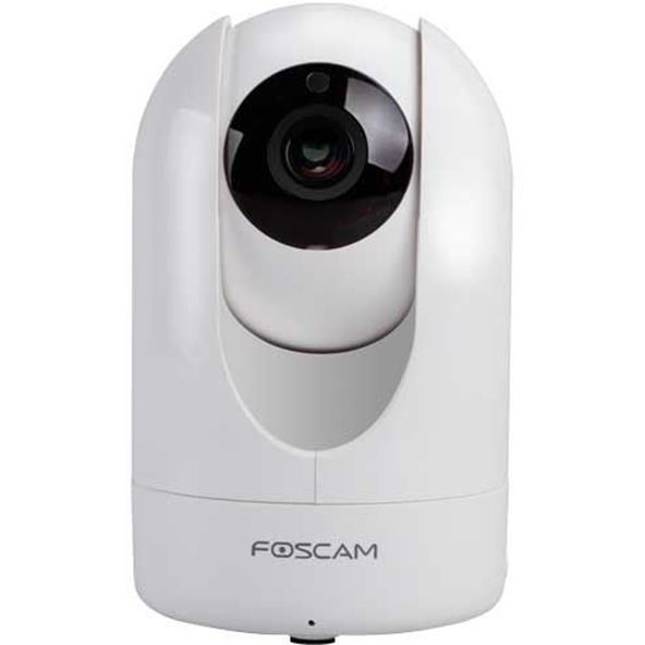 Camera de supraveghere R2, Wireless, Full HD 2 MP, micro SD-card, de interior, alba