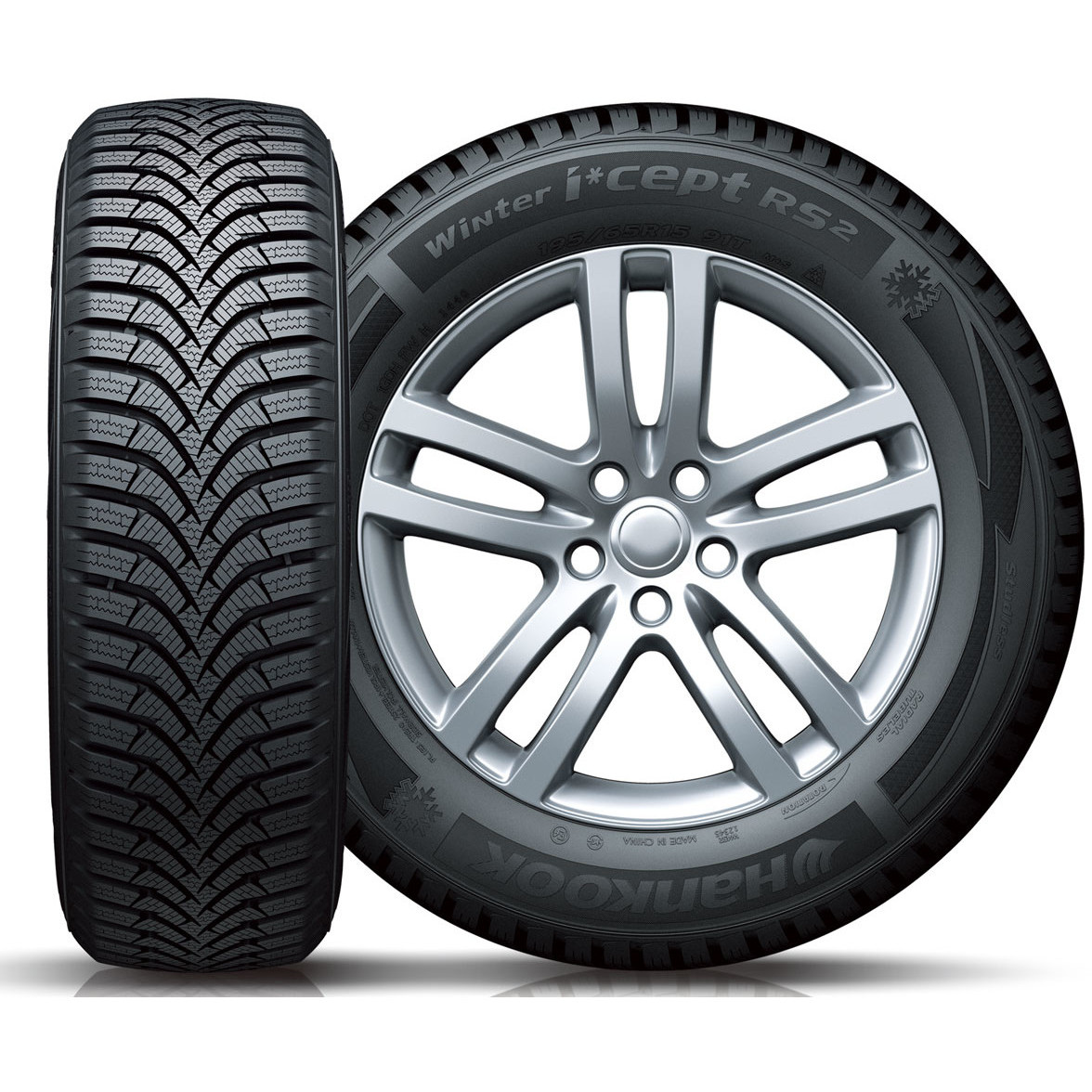Anvelopa 185/60R15 84T WINTER I CEPT RS2 W452 MS