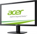 Monitor LED Acer KA220HQ, 16:9, 21.5 inch, 5ms, negru