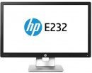 Monitor LED HP EliteDisplay E232, 16:9, 23 inch, 7 ms, gri