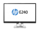 Monitor LED HP EliteDisplay E240, 16:9, 23.8 inch, 7 ms, gri