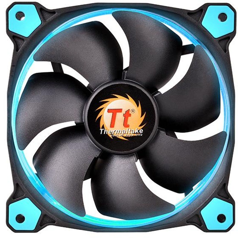 Riing 12 120mm Blue LED fan