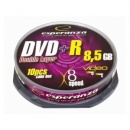 ESPERANZA DVD+R Double Layer, 8x, 8.5 GB, 10 bucati