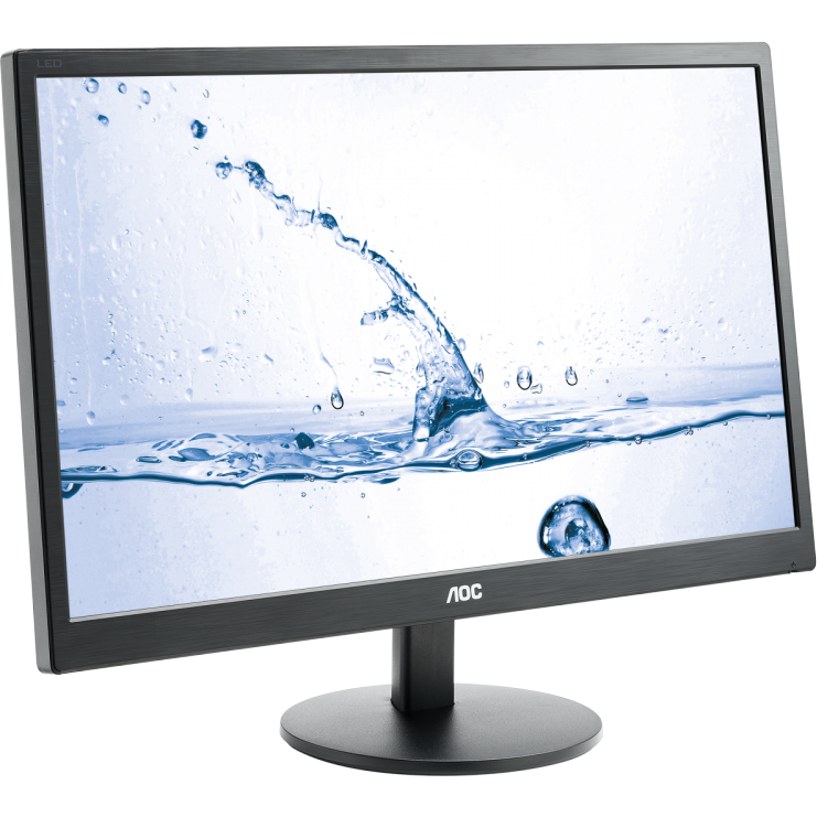 Monitor LED M2470SWH 23.6 inch 5ms Black