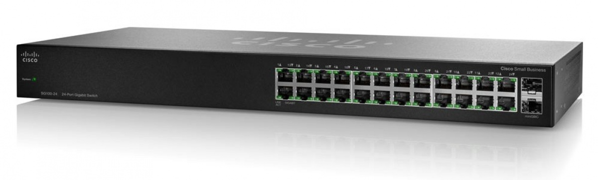 Switch SG110-24 24-PORT GIGABIT