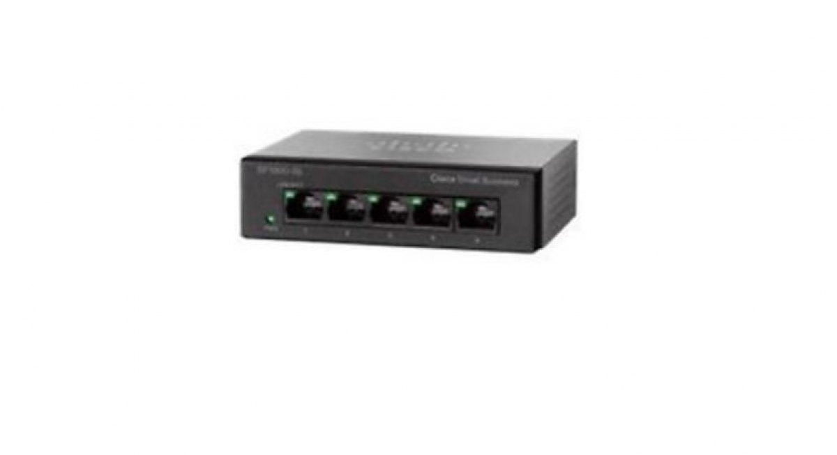 Switch SG110D-05 5-PORT GIGABIT thumbnail