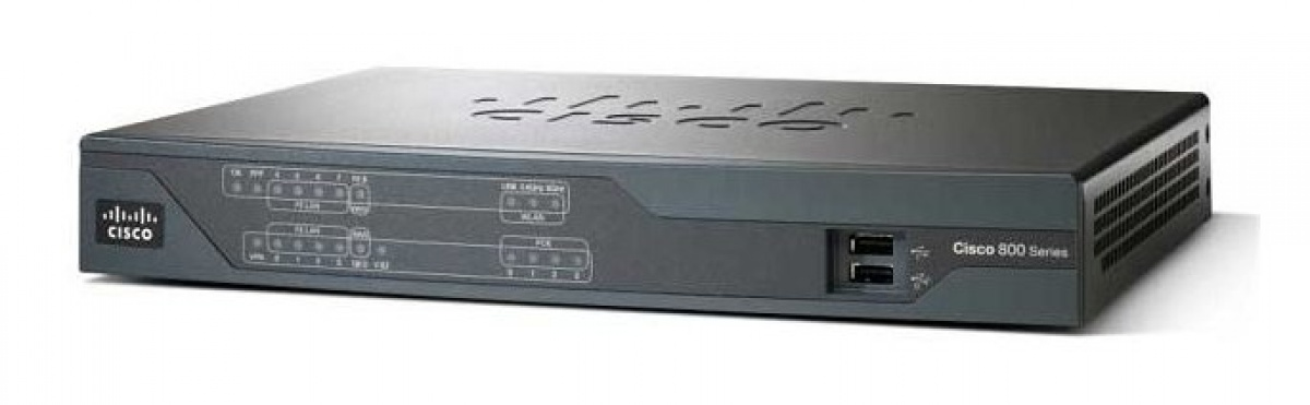 Router 892F 2 GE/SFP HIGH
