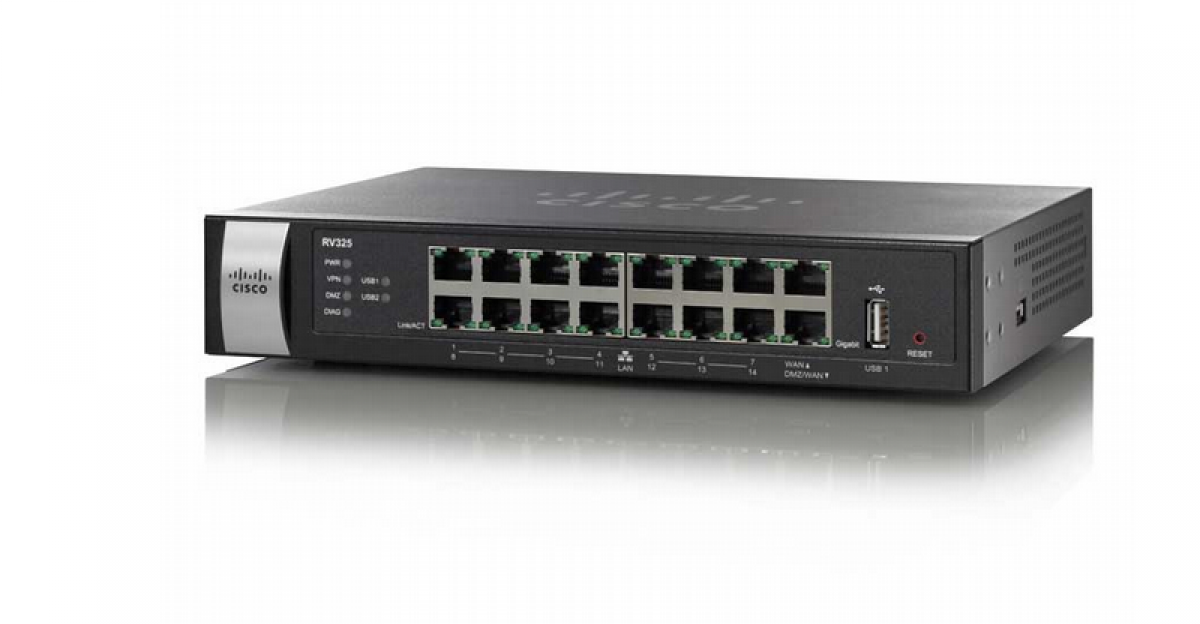 Router CSB DUAL WAN VPN ROUTER