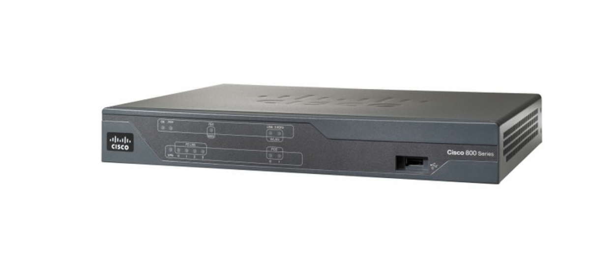 Router 880 SERIES INTEGRATED