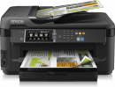 Multifunctionala Epson Workforce WF-7610DWF inkjet, color, A3+, 32 ppm