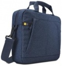 "Geanta laptop Huxton 11"" Attache , blue, Case Logic"