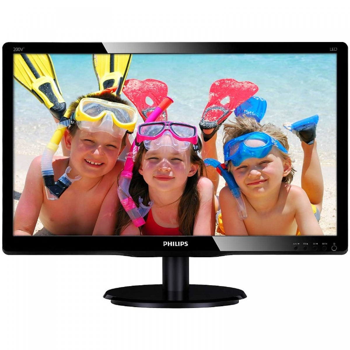 Monitor LED V-line 200V4QSBR 19.5'' thumbnail