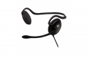 Casti V7 + AUDIO HEADSET BEHIND THE NECK