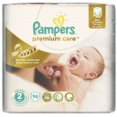 PAMPERS Scutece Premium Care 2 Jumbo Pack, 96 bucati