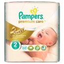 PAMPERS Scutece Premium Care 2 Mini Small Pack, 22 bucati