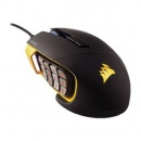Mouse Corsair USB Gaming Scimitar RGB black