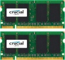 Crucial CT2C4G3S186DJM, DDR3,2 x4 GB, 1866 GHz, CL13, 1.35V, Unbuffered, non-ECC, pentru Mac, kit