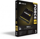 Corsair Force LE Series, 960GB, 2.5 inch, SATA III 6Gb/s, Speed 500/480MB