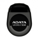 A-Data Memorie USB AUD310-8G-RBK,  8GB, USB 2.0