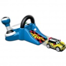 GOLDEN BEAR Go Mini Masinuta Power Up Stunt Racer, Albastru