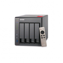 NAS QNAP TS-451+-2G 0/4HDD, Intel Celeron J1900 2.0GHz Quad-Core