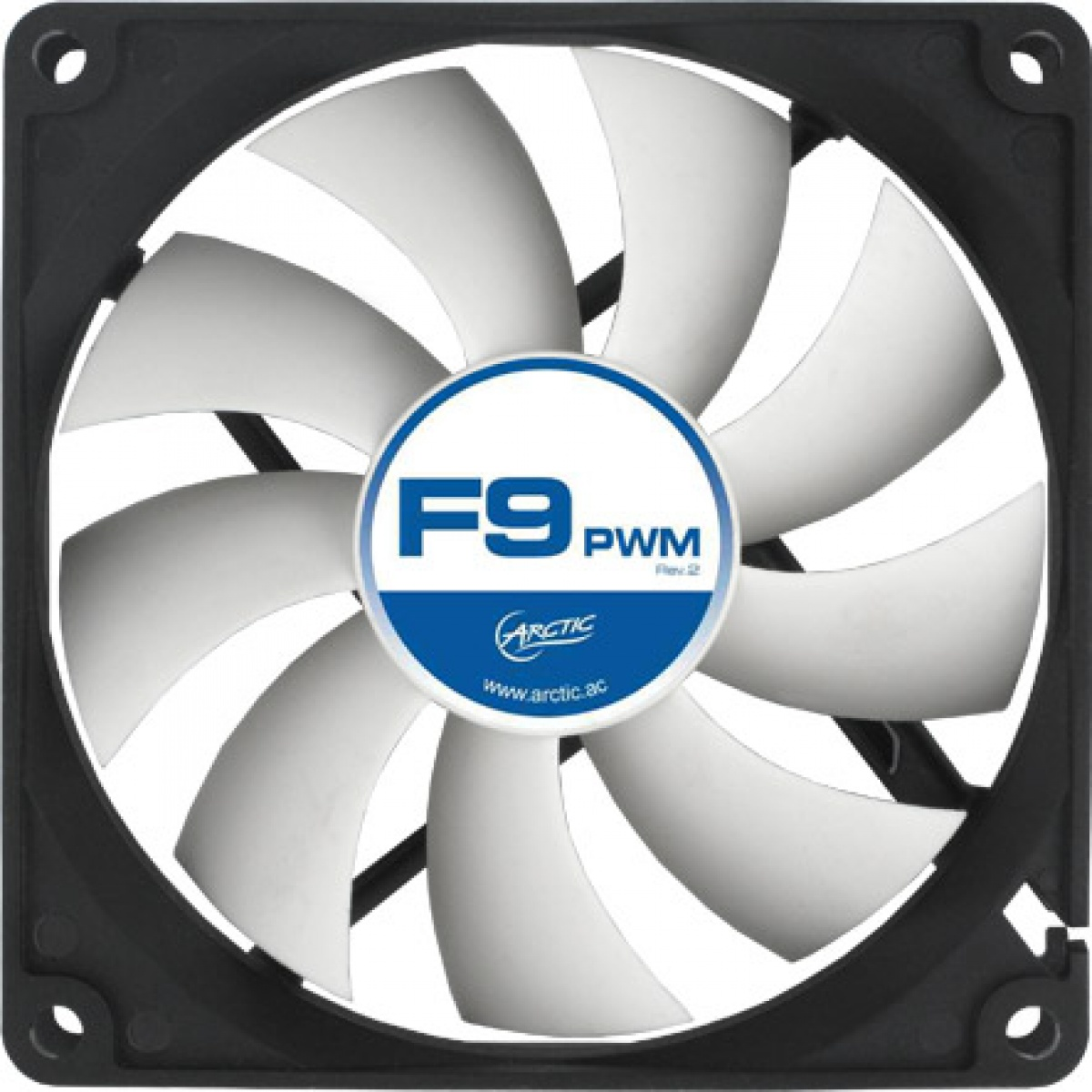 Case Fan 92 mm Arctic F9 PWM R2 thumbnail