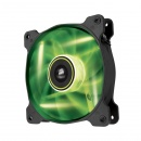 Case Fan 140 mm Corsair SP140 LED Green