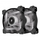 Case Fan 140 mm Corsair SP140 LED White (pachet 2 bucati)