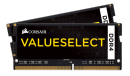 Memorie laptop Corsair Value Select, DDR4, 2 x 16 GB, 2133 GHz, CL15, 1.2V, kit