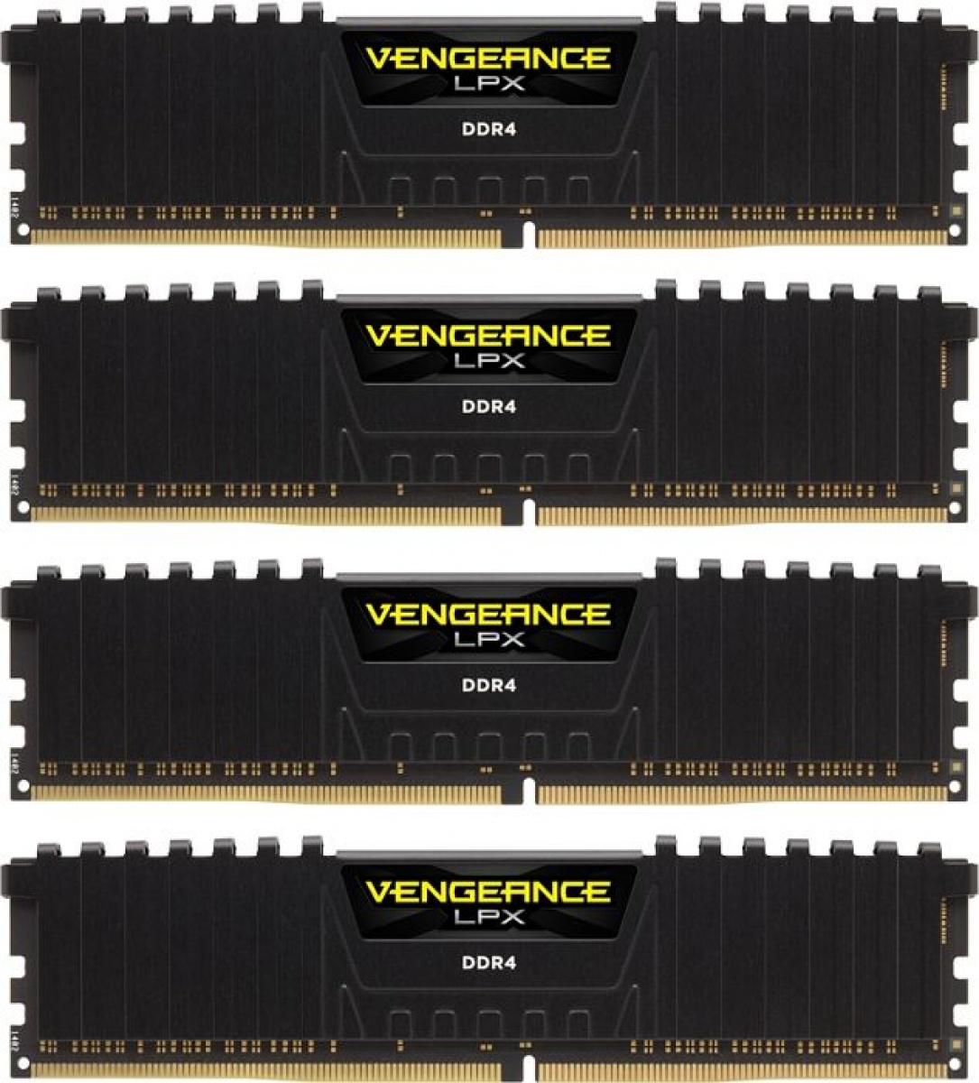 Memorie Vengeance LPX, DDR4, 4 x 4 GB, 3733 MHz, CL17, kit