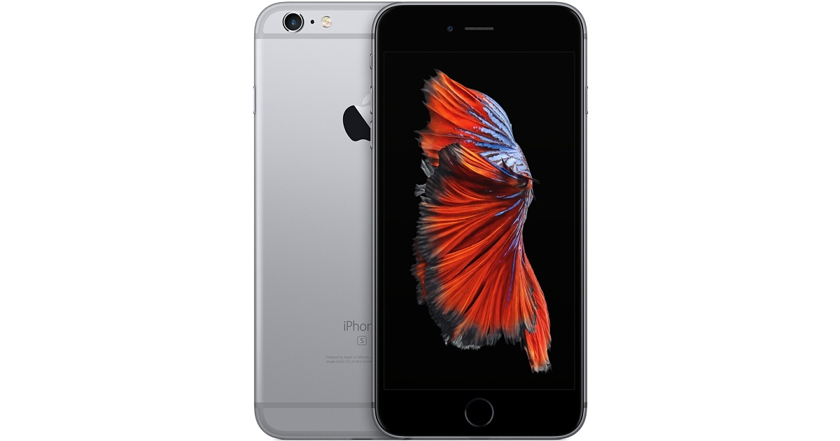 Smartphone IPHONE 6S PLUS 128GB SPACE GRAY thumbnail