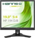 Monitor LED Hannspree HannsG HP Series 194DJB, 5:4, 19 inch, 5 ms, negru