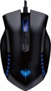 Mouse AULA Manum, Gaming, optic, USB, 2000 dpi, negru
