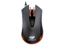 Mouse Cougar 550M, optic, USB, 6400 dpi, negru